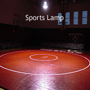 Wrestling Mat Lamp